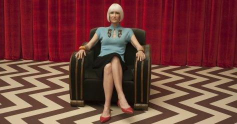 Laura Dern als Diane in Twin Peaks S3