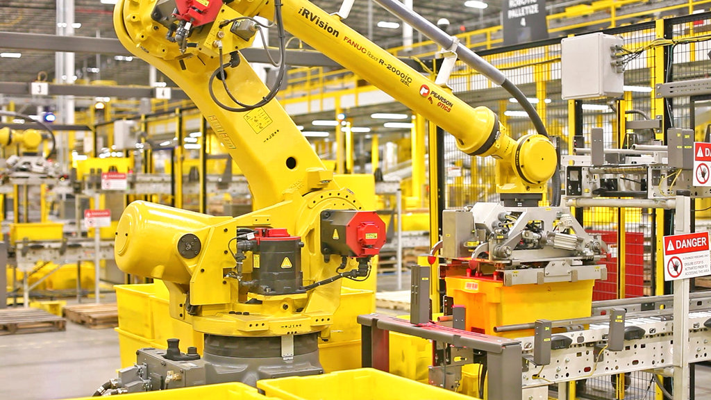 As Amazon Pushes Forward With Robots, Workers Find New Roles - The ...