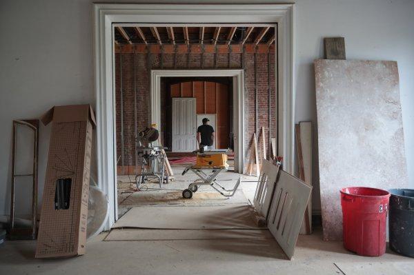 Restoring Eleanor Roosevelts Childhood Home on the Hudson