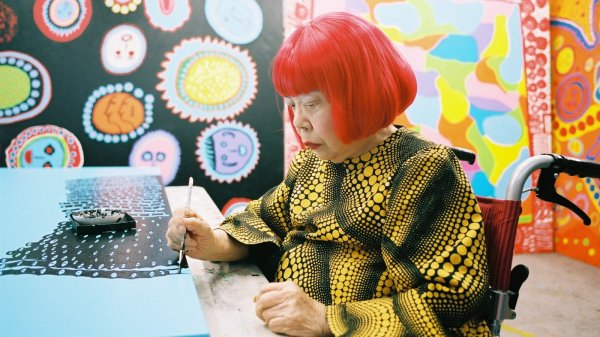 Yayoi Kusama Queen Of Polka Dots Opens Museum In Tokyo - York Times
