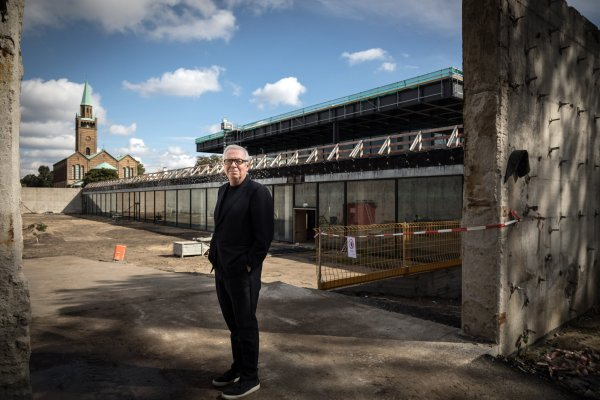 Star Architect Work - York Times