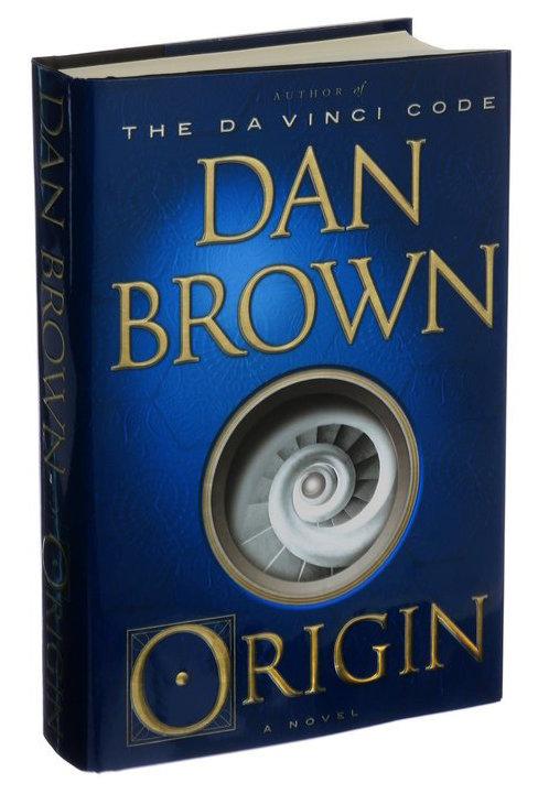 Origine (dan Brown) : origine, brown), Brown's, 'Origin,', Robert, Langdon, Returns,, Friend, Times