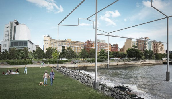 Whitney Museum Unveils Plans David Hammons Artwork In