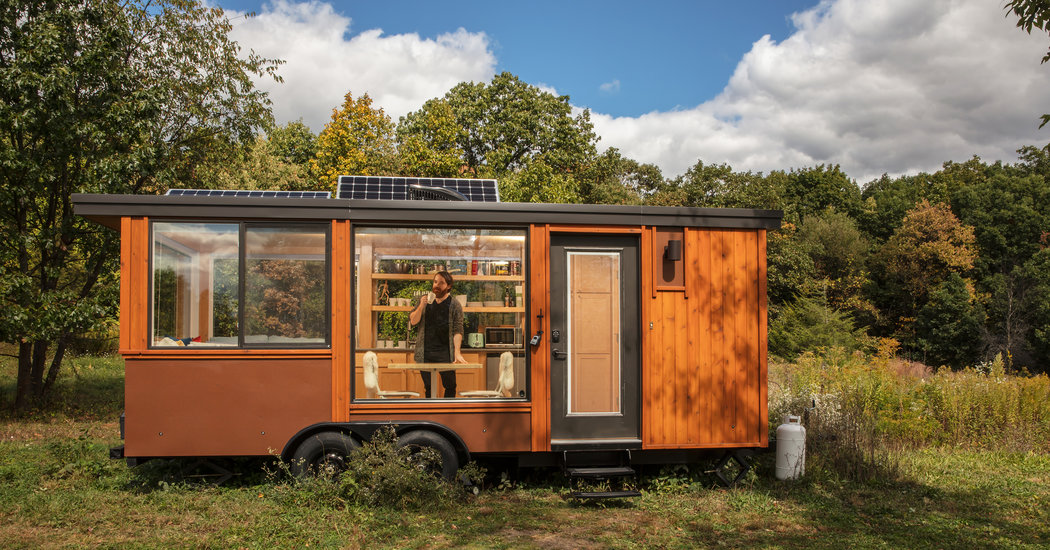 Finding a Spot for Your Tiny Home - The New York Times