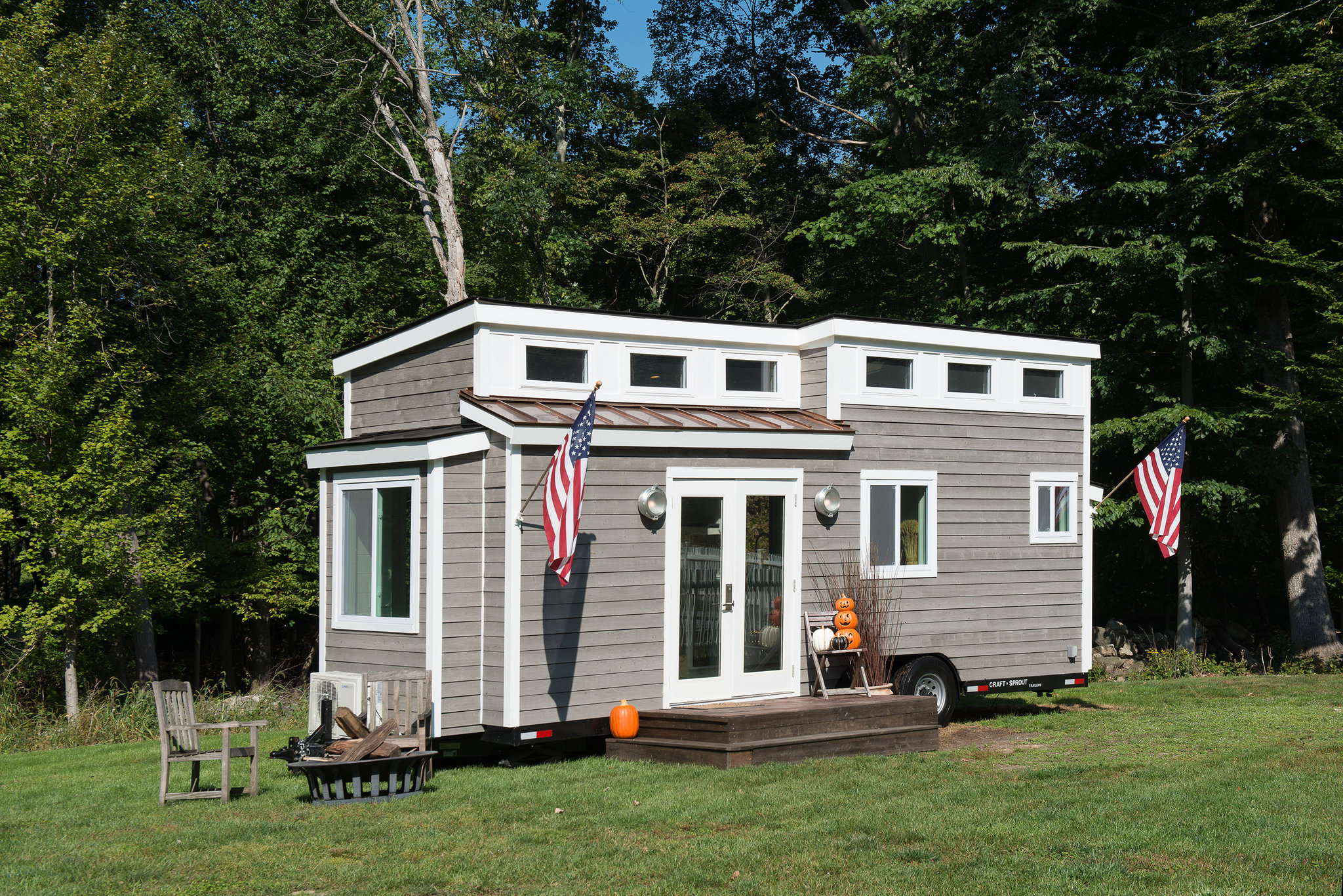 Finding A Spot For Your Tiny Home The New York Times