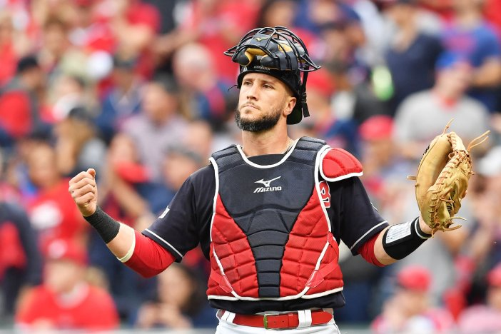 Indians' Secret Weapon May Be Yan Gomes, Their Catcher From Brazil ...