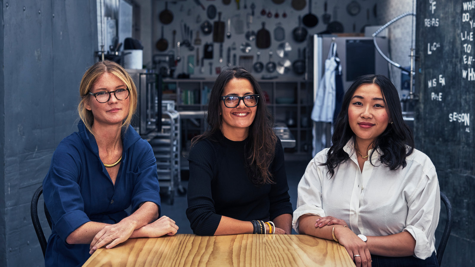 New Cooking School Offers Space for Dinner Parties Too