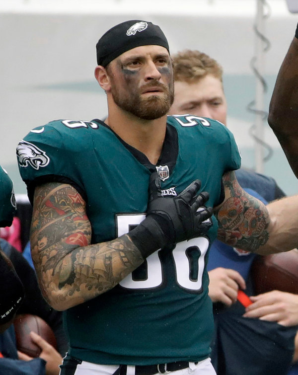 Image Chris Long Is Donating His Salary To Increase Educational Equality