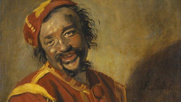 Good Laugh Check 17th-century Dutch Art