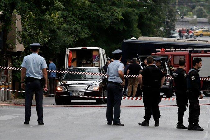 29greece 1 master675 - Greek Police Arrest Suspect in Letter Bomb Attacks