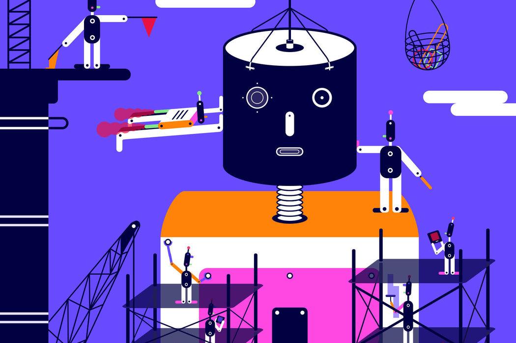 谷歌們的人工智慧雄心:讓A.I.創造A.I. - 紐約時報中文網