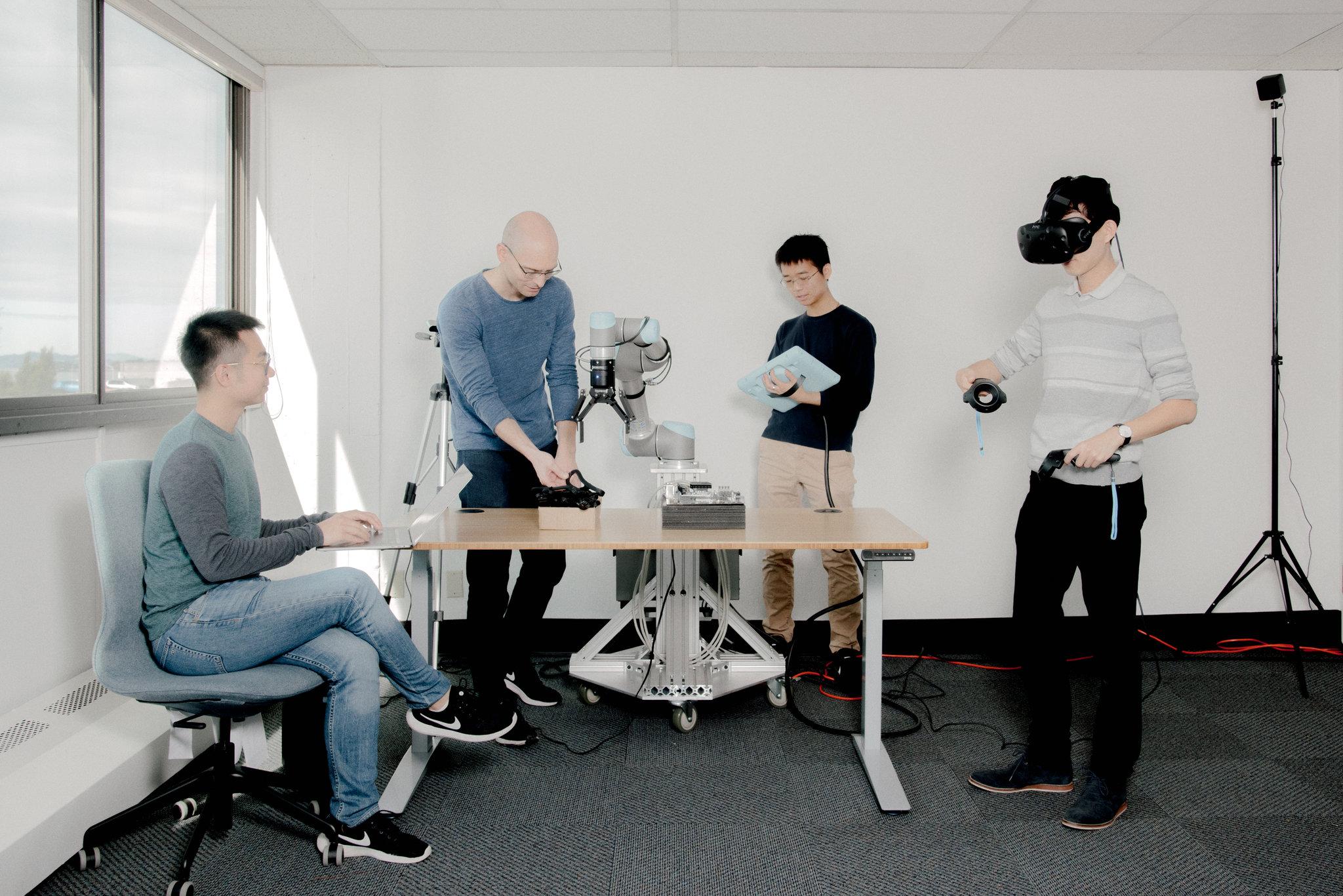 AI Researchers Leave Elon Musk Lab to Begin Robotics