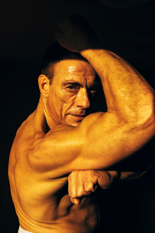 Jean Claude Van Damme Aware : claude, damme, aware, Jean-Claude, Damme, Plays, Damme,, Kicks, Times