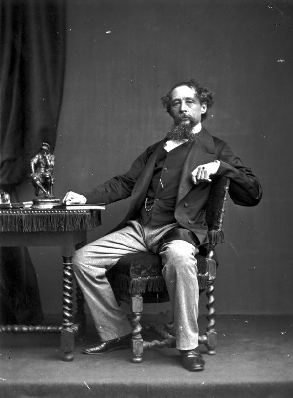 A Fan Letter to Charles Dickens  The New York Times