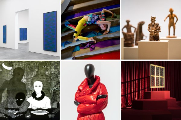 Best Contemporary Art Galleries in New York