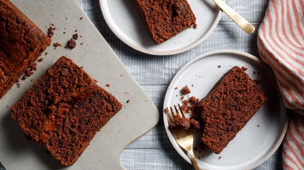 Chocolate Gingerbread Cake Recipe - Nyt Cooking