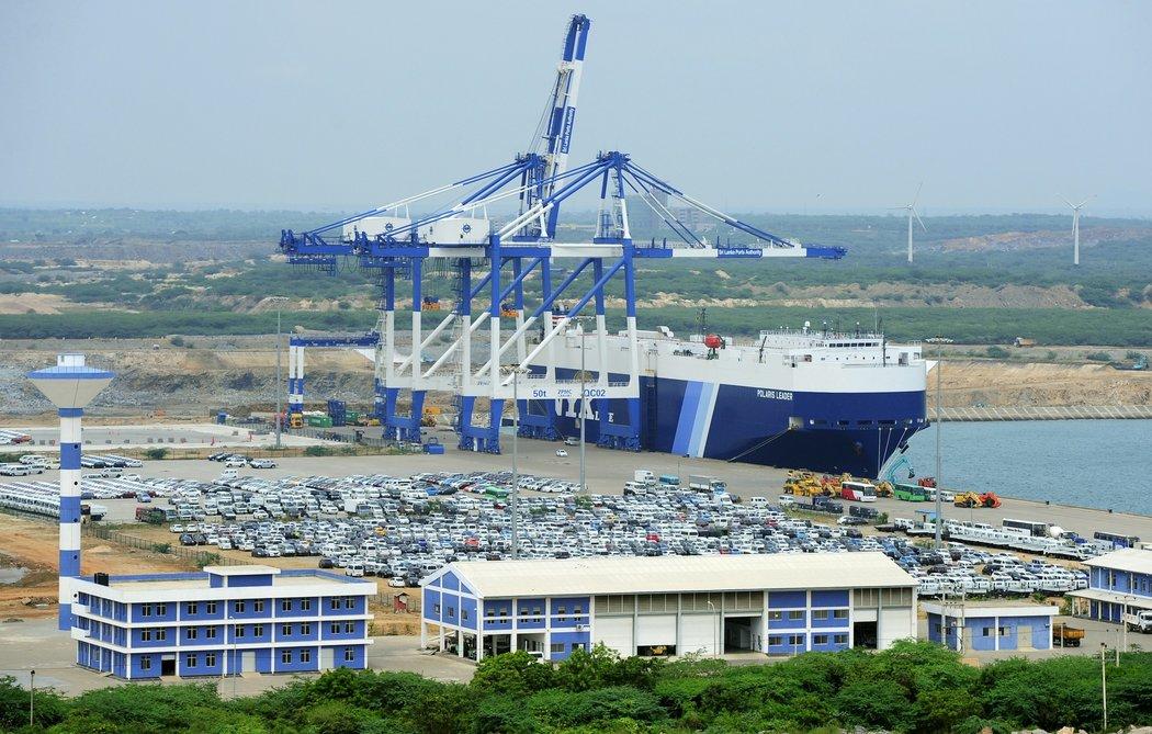 無力償還債務,斯里蘭卡將戰略港口移交中國 - 紐約時報中文網
