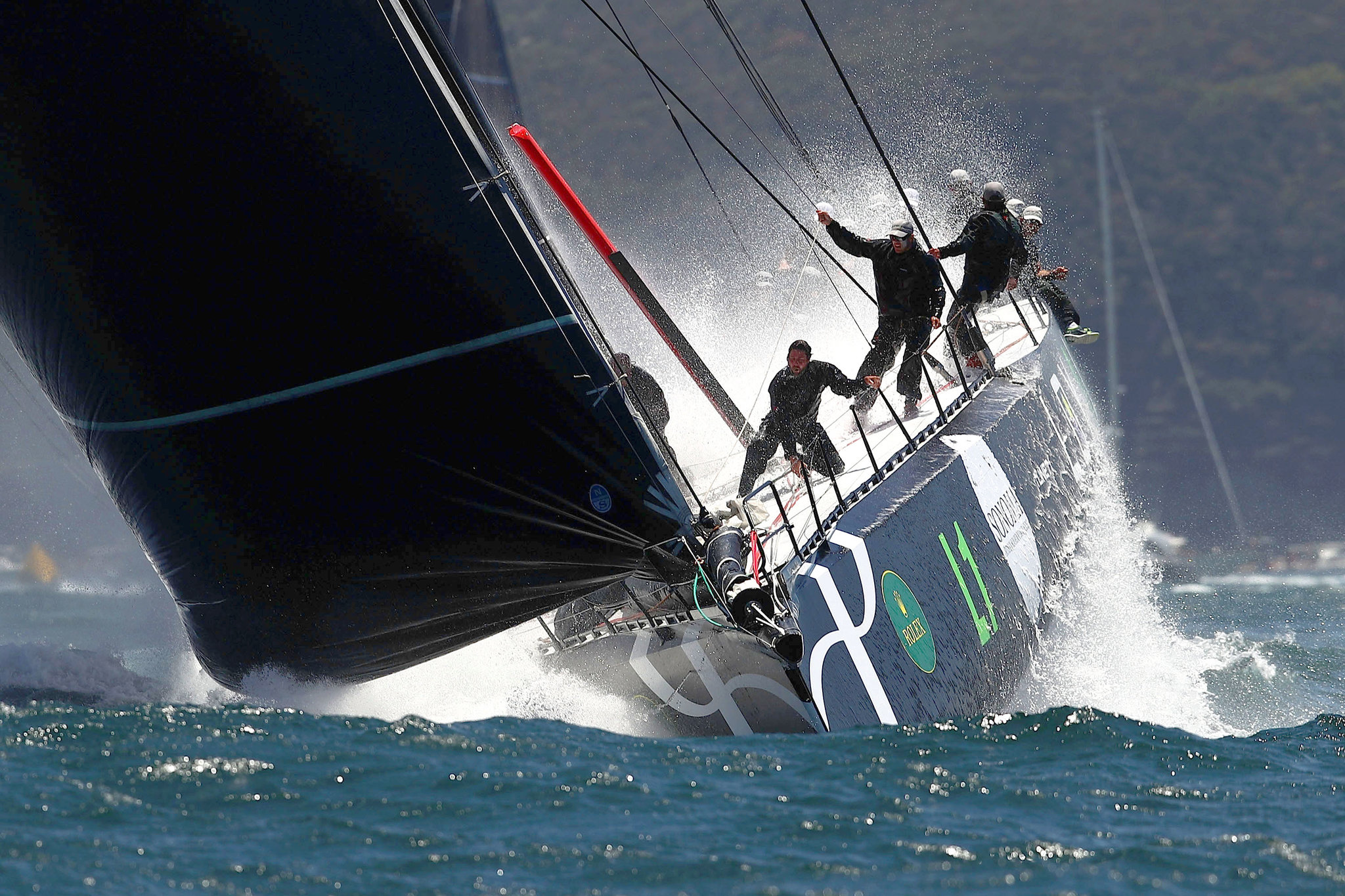 Australias Nautical Rite Of Passage The New York Times