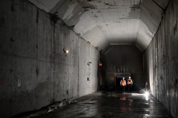 Did Trump Kill The Plan For A Hudson Rail Tunnel? Its