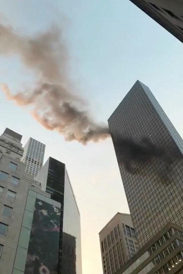 Manhattan Tower Midtown Trump