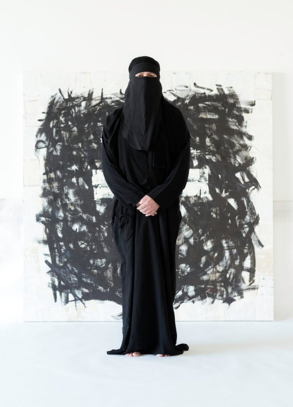 Arab And Coming In Art Speaks - York Times