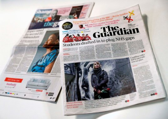 The Guardian's new look: readers and rivals respond | Media | The Guardian