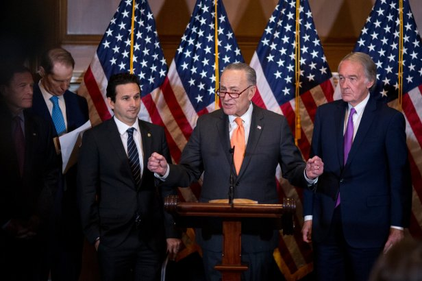 Senate Democrats Push for a Net Neutrality Vote. Do They Have a ...
