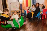 Dont Mind the Day Care Downstairs - The New York Times