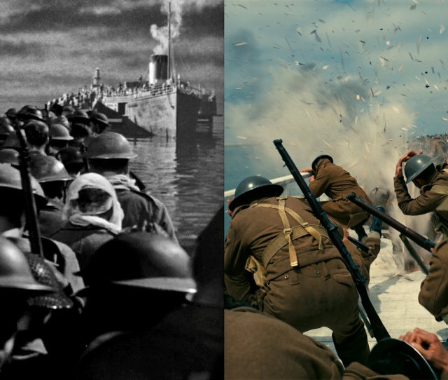 Six Films To Stream If You Loved Dunkirk