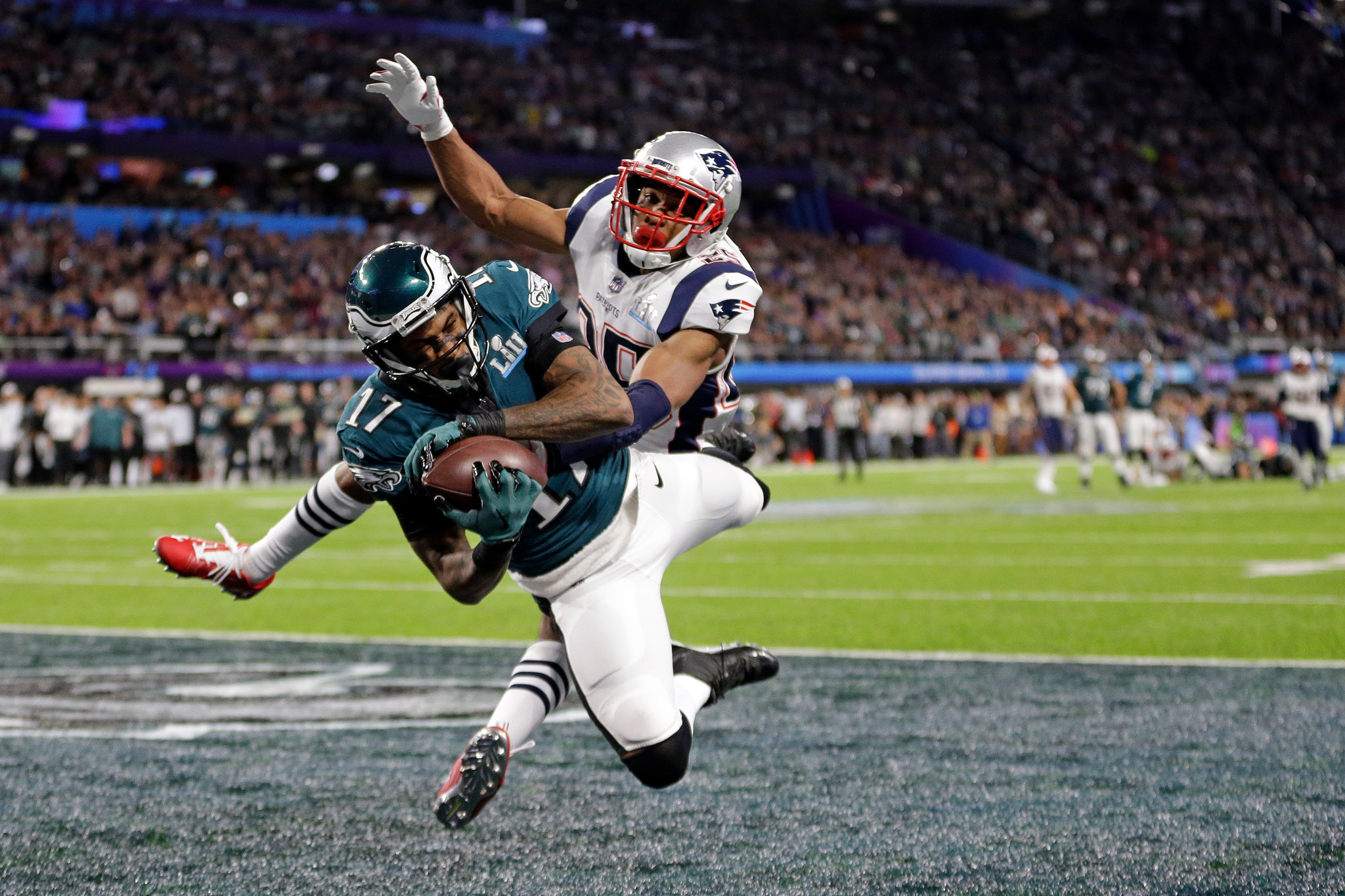 How The Eagles Won Their First Super Bowl Title Drive By