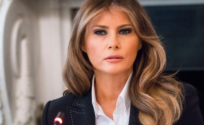 Melania Trump Out Of Sight Since Report Of Husband S