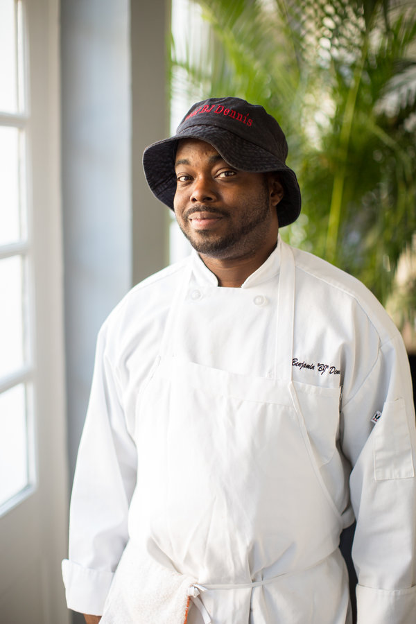 B.J. Dennis, a chef in Charleston, S.C., has dedicated himself to tracing Gullah-Geechee heritage through food. He traveled to Trinidad and found rice that could be traced back to slaves in coastal Georgia.