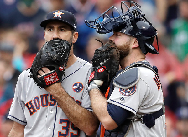 M L B Puts A Limit On Mound Visits Per Game The New
