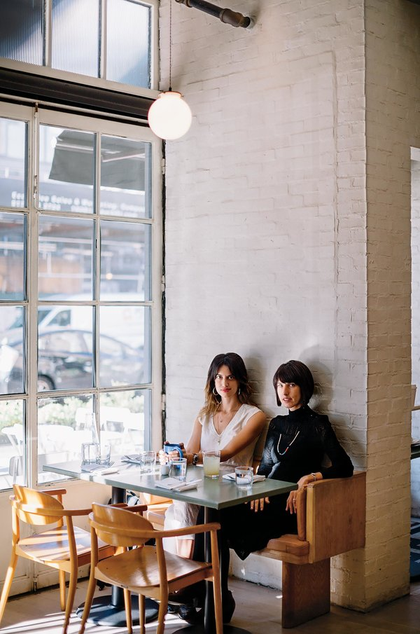 The Women Responsible for the Look of Your Next AllDay Cafe  The New York Times
