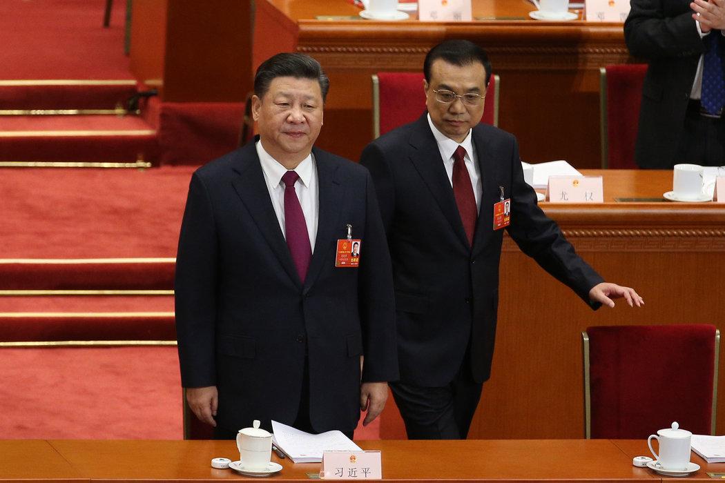 中國年度政府工作報告:經濟面臨「關鍵戰鬥」 - 紐約時報中文網