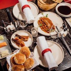 Nyc Soup Kitchens Italian Themed Kitchen Curtains 在纽约大董 花98美元吃一只干且无味的烤鸭 纽约时报中文网 在纽约吃 北京最好的北京烤鸭