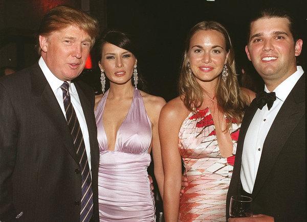 Unbecoming A Trump The Vanessa Trump Divorce The New