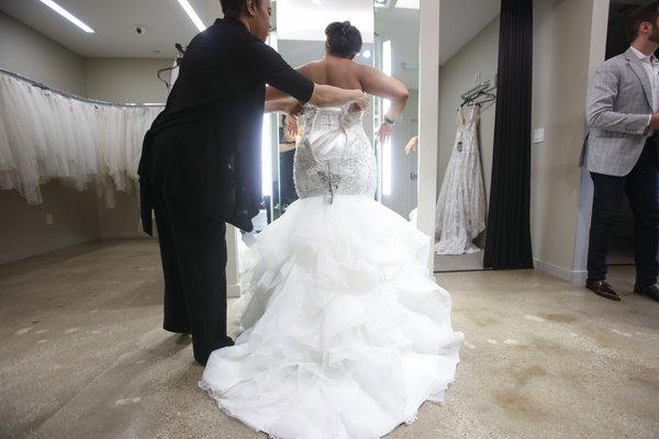 dress designers add options