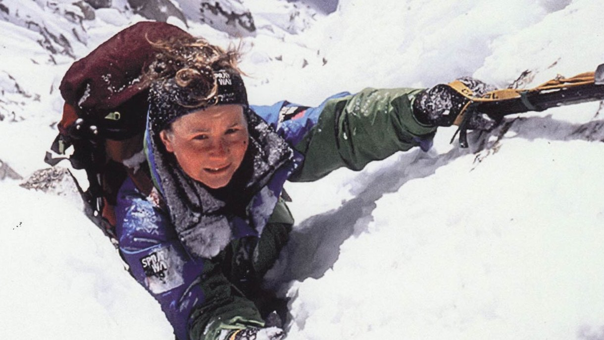 Overlooked No More Alison Hargreaves Who Conquered