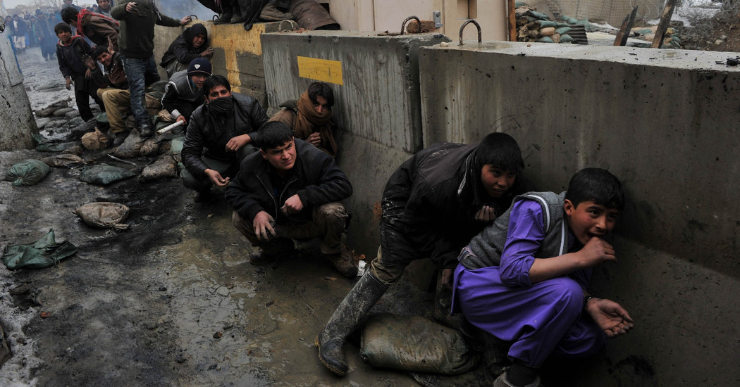 Photojournalist Killed in Kabul Left a Legacy of Images