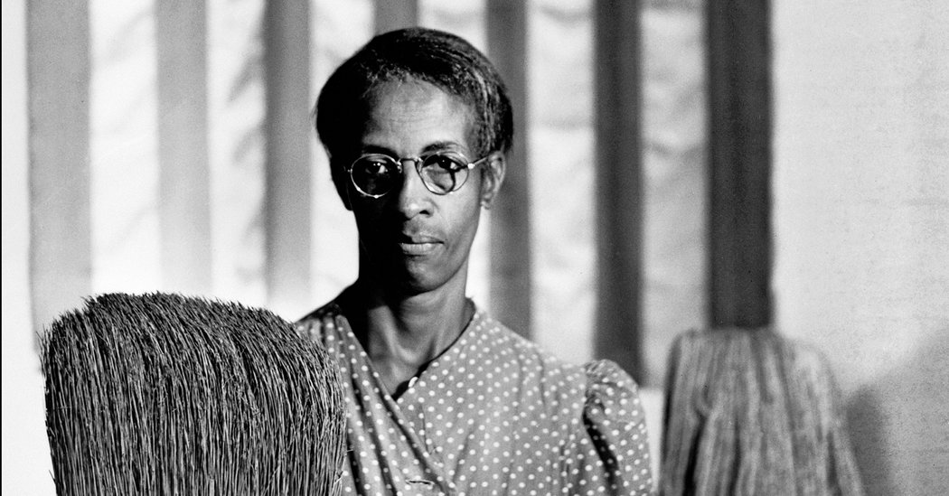 Ella Watson: The Empowered Woman of Gordon Parks's 'American Gothic'