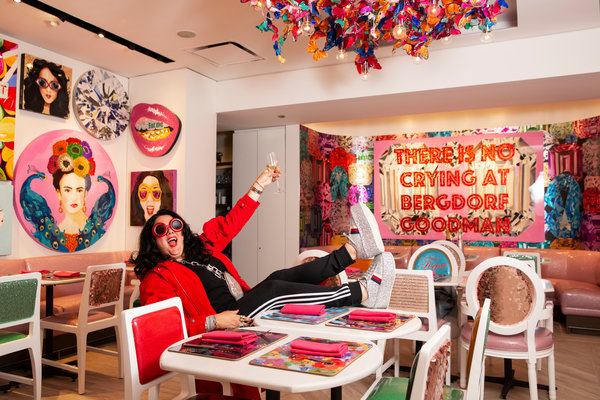 Bergdorfs Revitalizes Its LowerLevel Cafe  The New York Times