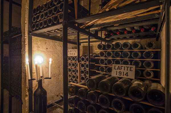 A 150YearOld Wine and Its Descendants Reveal Their