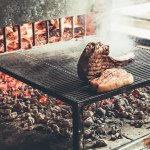 Grilling Turns Back To An Ancient Fuel Wood The New York Times