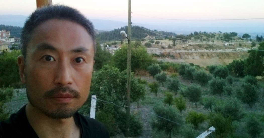 Japanese Journalist, Missing in Syria Since 2015, Appears in New Video