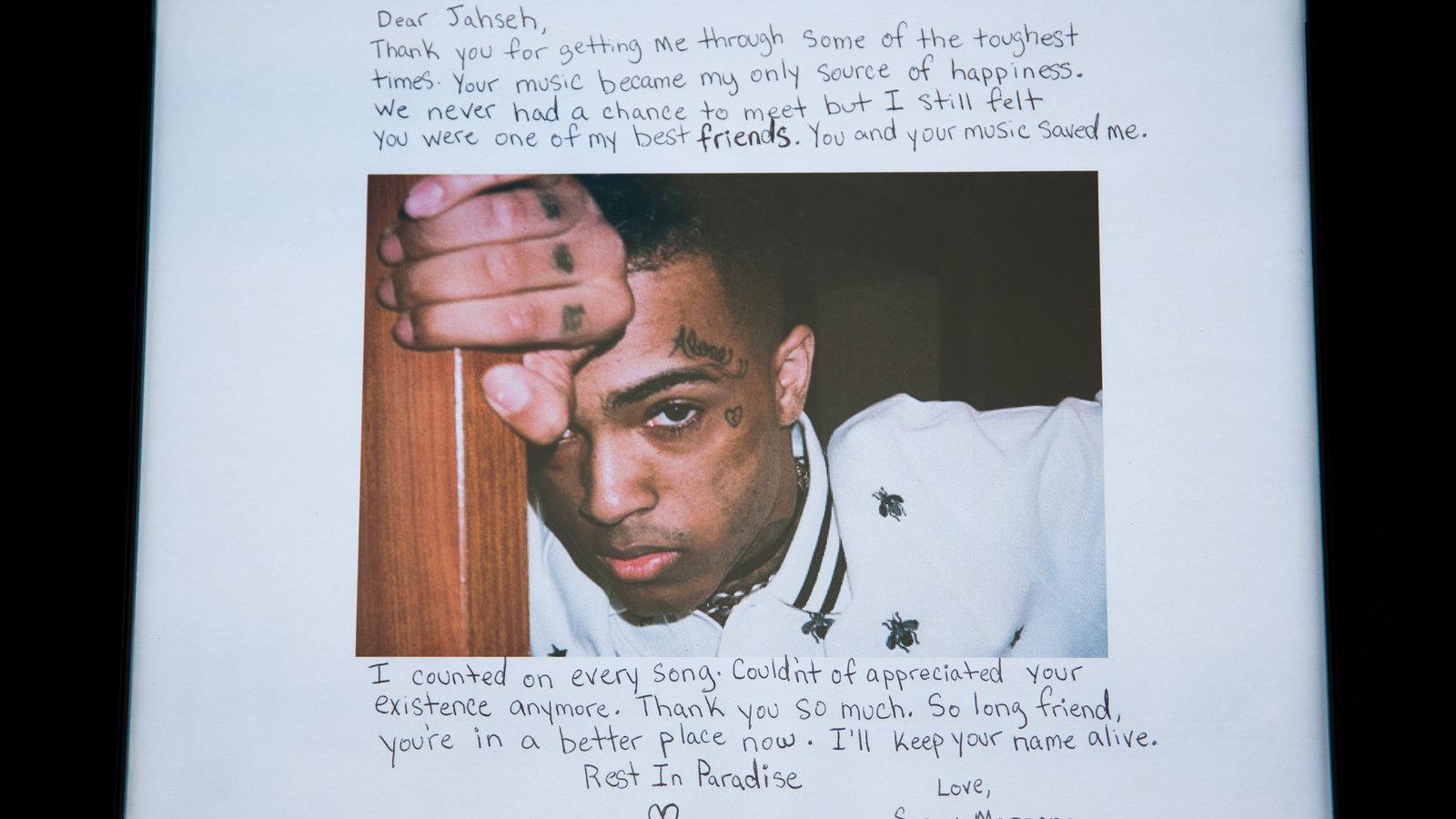 XXXTentacion Signed 10 Million Album Deal Before His