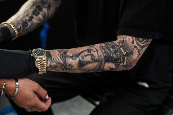 9 Places to Get a Gorgeous Tattoo The New York Times