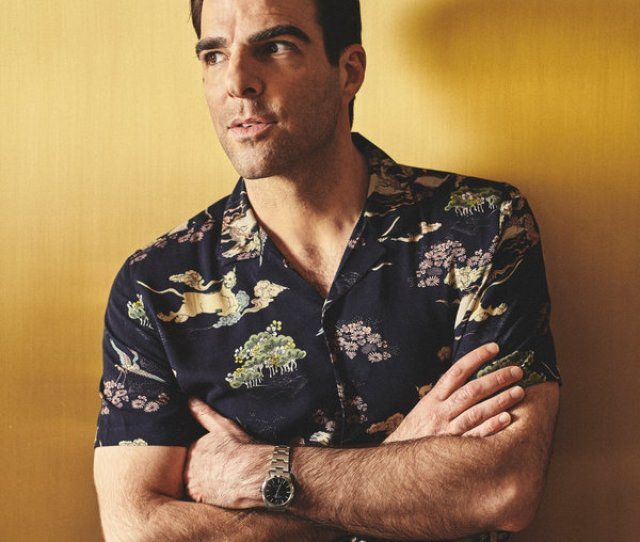Image Zachary Quinto Is The