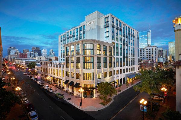 A Sleek San Diego Hotel With a Focus on Food  The New