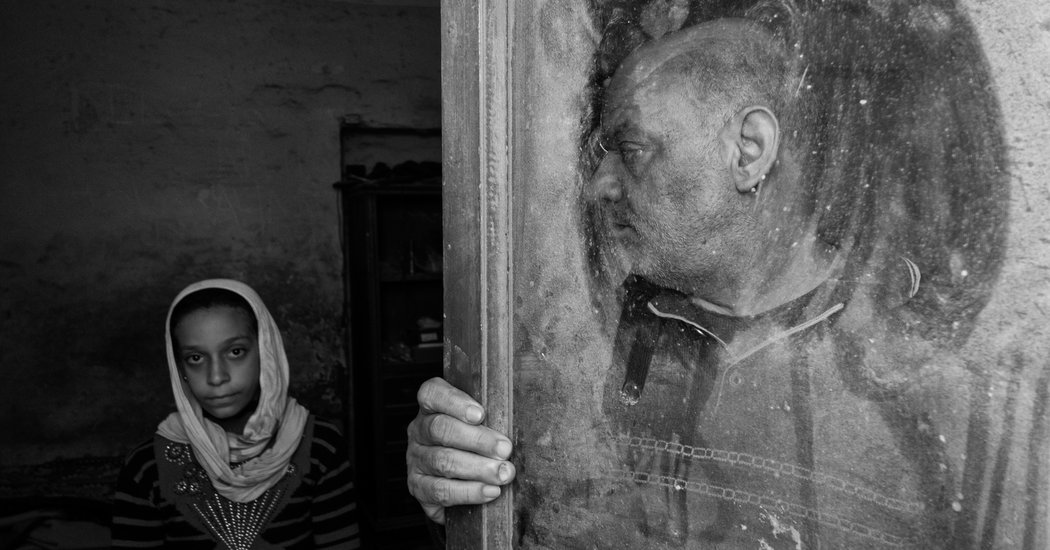 A Portrait of an Egyptian Neighborhood Breathing Toxic Dust